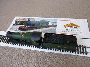 model rail OO gauge Loco Bachmann British Rail (GWR) class 2251 0-6-0