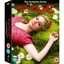 Big C Seasons 1-4 5035822402713 With Susan Sarandon DVD Region 2