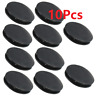 10Pcs Black Rubber Money Saving Box Piggy Bank Box Closure Plug Stopper Cover