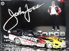 Action 1996 John Force 6 Time Winston Champion NHRA 1:24 Diecast Funny Car