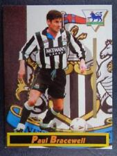 Carte collezionabili calcio 1993 originale Newcastle United