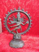 Vecchio Bronzo Statua, Dea, Shiva