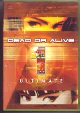 Dead or Alive 1 Ultimate (Microsoft Xbox, 2004) GAME COMPLETE