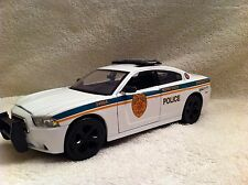 MIAMI DADE POLICE DODGE CHARGER UT  1/24 SCALE DIECAST WITH WORKING LIGHTS