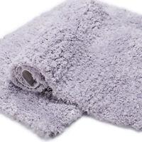 Absorbent Bathroom Area Rug Door Floor Mat Non Slip Bath Toilet Plush Carpet