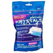 Kontrol Moisture Traps, Streamline Home & Caravan Dehumidifier Crystals