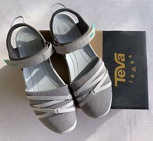 Teva Tirra CT Womens Footwear Sandals - Drizzle (Size US 9.5)