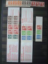 DENMARK+GREENLAND COT. 225 EUR 10 BOOKLETS MNH** / MARGRETHE