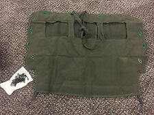 NOS unissued M37 M43 Dodge WC winter arctic radiator cover korean war mint! G741