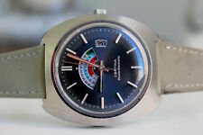 CERTINA BIOSTAR *New Old Stock, NOS, Blue Dial - 1971*