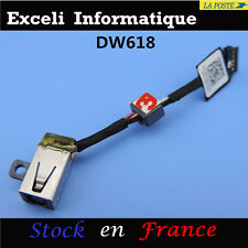 Dell xps 13 9343 dc power jack connector port bloc d'alimentation prise 0p7g3 cn