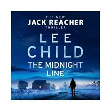 The Midnight Line by Lee Child, Jeff Harding (read by)