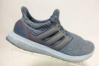 ADIDAS Ultra Boost 4.0 Blue Sz 8.5 Men Running Shoes