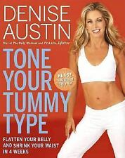 Book - Health & Fitness - Tone Your Tummy Type : Flatten Your Belly and Shrink