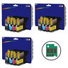 Choice of 12 Compatible Printer Ink Cartridges for Brother DCP-J4110DW [LC127]