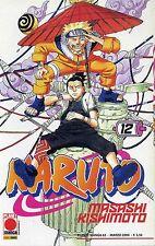 NARUTO n° 12  edizione Planet Manga numeri neri