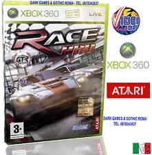 RACE PRO GIOCO NUOVO IMBALLATO ITALIANO @@@ @@ X360 ITA
