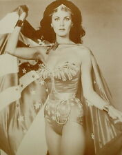 "Wonder Woman Poster Print - 1970s TV series starring Lynda Carter - 11""x14"""
