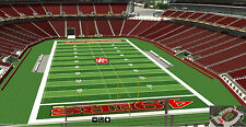 13 San Francisco 49ers SBL PSL Season Ticket Rights Sec 304 row 4 in YOUR NAME