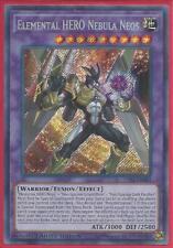 Yugioh - Elemental HERO Nebula Neos - Holographic Secret Rare - Limited Edition