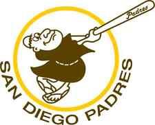 SAN DIEGO PADRES Vinyl Decal / Sticker ** 5 Sizes **
