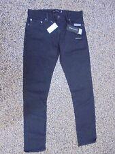 NWT Banana Republic Skinny Fit Men's Rapid Movement Jeans Midnight Coal 32 X 32
