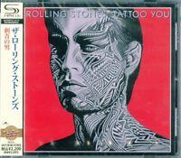 THE ROLLING STONES-TATTOO YOU-JAPAN SHM-CD E50