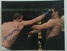 Mauricio SHOGUN Rua UFC Hand Signed Autograph 11 x 14 Photo