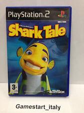 SHARK TALE (PS2) PLAYSTATION GIOCO USATO IN OTTIME CONDIZIONI - USED PERFECT