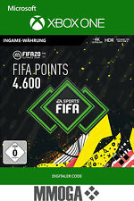 FIFA 20 FUT Points 4600 - Xbox One Version Ultimate Team - 4600 FUT Points Code