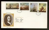 Jersey 1974 Famous Jersey Artists FDC