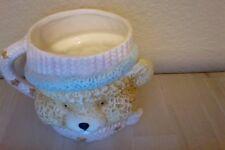 Teddy Bear-Ceramic Mug-Hot Coco-Coffee-Decoration-Large