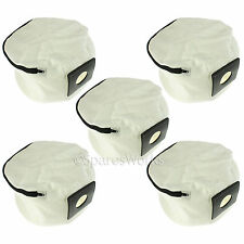 Universal Lavable Tissu Sac Aspirateur Tissu Zippé Réutilisable Sac à Poussière UK