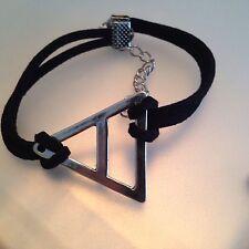 30 seconds to mars cuir bracelet triade Jared Leto réglable Echelon 30stm
