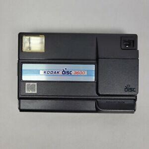 Vintage Kodak Disc 3600 Camera Very clean