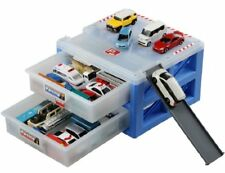 NEW TOMICA PARKING CASE 24 CAR TOY /C1