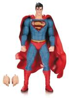 DC Comics Designer Series Lee Bermejo Superman Figurine Articulée 17.1cm
