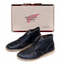 Red Wing 3324 Heritage Weekender Chukka Boot Size 10 Charcoal USA - New