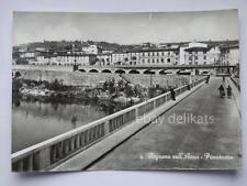RIGNANO SULL'ARNO panorama animata Firenze vecchia cartolina
