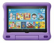 """Purple Amazon Fire HD 8 Kids Edition 8"""" Tablet 32GB 3210th Generation B07WFLBX6Q"""