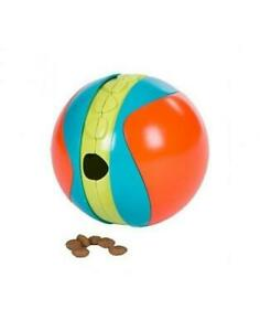 Outward Hound Dog Treat Dispensing Ball Chaser Interactive Toy 41017 FAST! B3