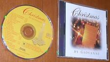 Christmas by Giovanni - CD Album with 15 Tracks