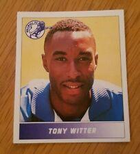 Panini Football 96 Sticker #145 Tony Witter Milwall 1996