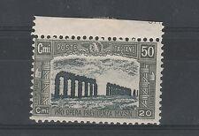 FRANCOBOLLI 1928 REGNO MILIZIA II° C. 50 MNH Z/1090