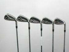 New listing RH Adams Golf Tight Lies Plus Irons 6-PW Stock Steel Stiff Flex Shaft 39 in.