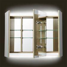 1200mm Pickup - LED Bathroom Vanity Mirror Cabinet Shaving Medicine - Glass