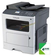 6e05-23h Lexmark Mx310dn S/w-laserdrucker Scanner Kopierer Fax LAN 4 Jahre Gar