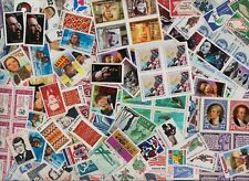 U.S. Discount Postage - Face $ 35.22 mint stamps, mostly commemoratives (E)