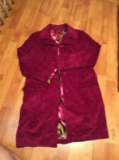MISSONI FOR TARGET WOMANS TRENCH COAT JACKET SIZE S.  NWOT.