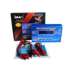 iMAX B6 AC Digital LCD RC Lipo NiMh NiCD Battery Balance Charger Power Adapter T